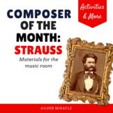 Composer of the Month: Johann Strauss II