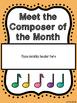 Composer of the Month Johann Strauss II Bulletin Board & Q