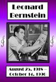 Composer of the Month: Leonard Bernstein