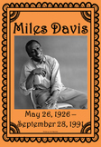 Composer of the Month: Miles Davis