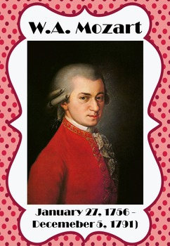 Composer of the Month: W.A. Mozart