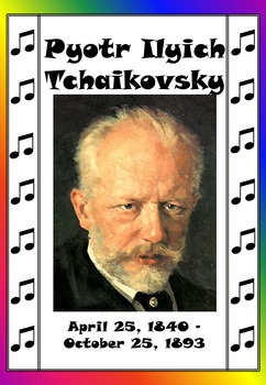 Composer of the Month: Pytor Tchaikovsky