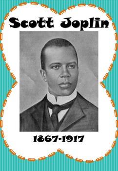 Composer of the Month: Scott Joplin