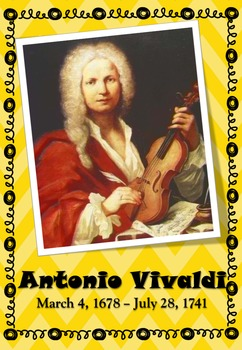 Composer of the Month: Antonio Vivaldi