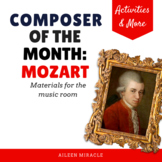 Composer of the Month: Wolfgang Amadeus Mozart
