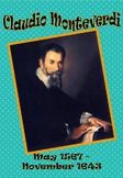 Composer of the Month: Claudio Monteverdi