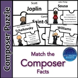 Composer Facts Puzzle