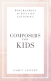 Composers for Kids eBook