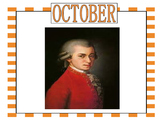 Composers of the Month