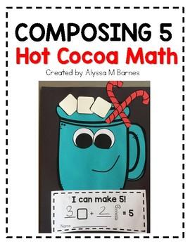 Composing 5 Hot Cocoa Math