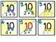 Calendar Date Cards - Composing & Decomposing
