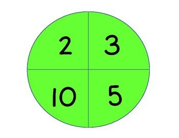 Composing Circles   2.NBT.B.5    3.NBT.A.2