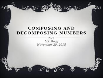 Composing & Decomposing 3-Digit Numbers (Standard & Expanded Form)