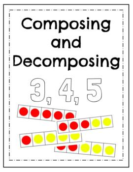 Composing/Decomposing 4 and 5