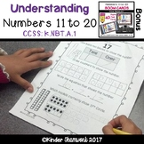 Numbers 11-20: Composing and Decomposing Them