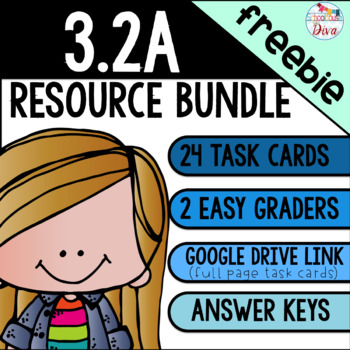 Composing & Decomposing Numbers - 3.2A Math TEKS Resource Bundle