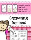 Composing Domino's *VALENTINE'S DAY version!*