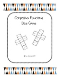 Composing Functions Dice Game