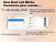 Composing Music Using Beat Lab APP-Music Lesson Plan
