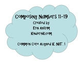 Composing Numbers 11-19