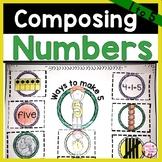 Dollar Deals Composing Numbers Kindergarten