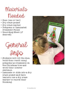 Composing Numbers: Christmas Edition