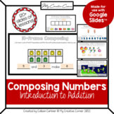 Composing Numbers Digital Slides - Introduction to Additio