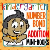 Decompose Numbers -- Number Bond + Addition Mini-Books BUNDLE!