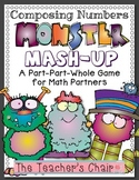 Composing Numbers Monster Put-Together Game