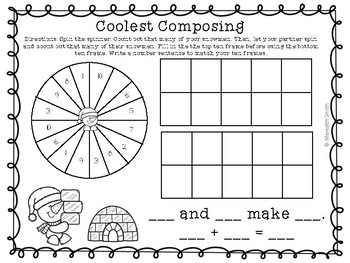 Composing Numbers: Winter