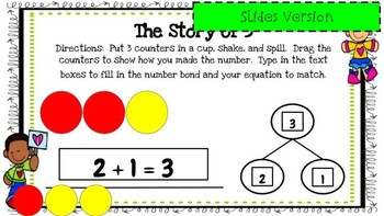 Composing Numbers for Google Classroom