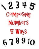 Composing Numbers in 5 Ways