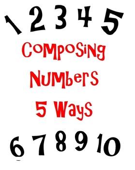 Composing Numbers in 5 Ways