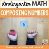 Composing Numbers in Kindergarten