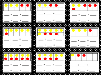 Composing and Decomposing Numbers with Ten Frames