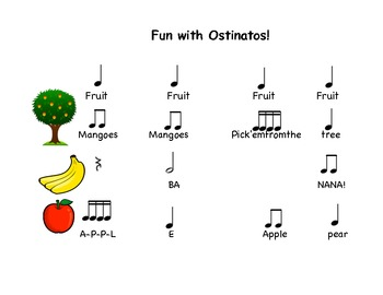 Composing Ostinatos in Elementary Music