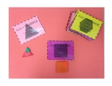 Composing Shapes Task Cards