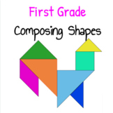 Composing Shapes Interactive Slides
