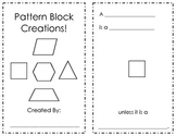 Composing Shapes: Pattern Block Book