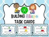 Building Shape Task Cards