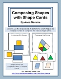 Composing Shapes with Shape Cards