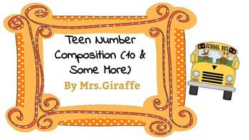 Composing Teen Numbers
