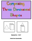 Composing Three-Dimensional Shapes