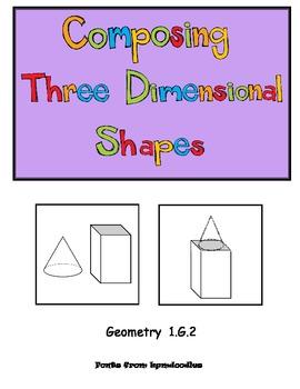 Composing Three-Dimensional Shapes