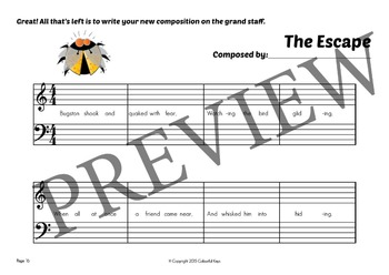 Composing Unit: The Escape