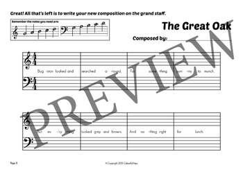 Composing Unit: The Great Oak