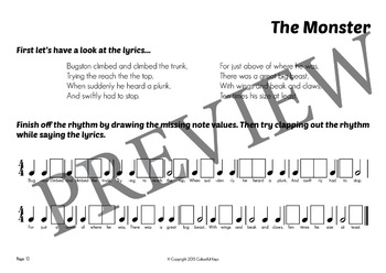 Composing Unit: The Monster