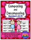 Composing and Decomposing 10-19