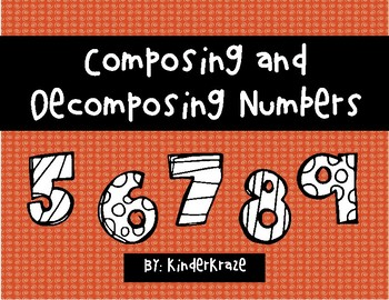 Composing and Decomposing 6
