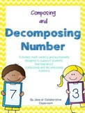 Composing and Decomposing Number